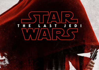 Star Wars The Last Jedi Character Poster 2
