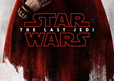 Star Wars The Last Jedi Character Poster 3