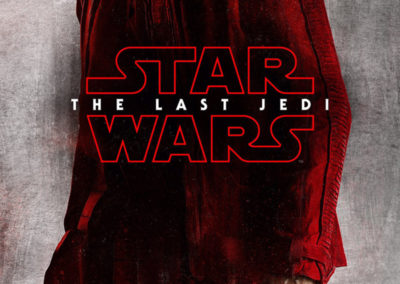 Star Wars The Last Jedi Character Poster 4