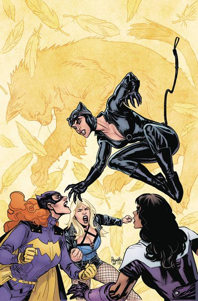 Batgirl And The Birds Of Prey #12
