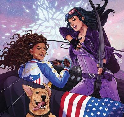 America #5