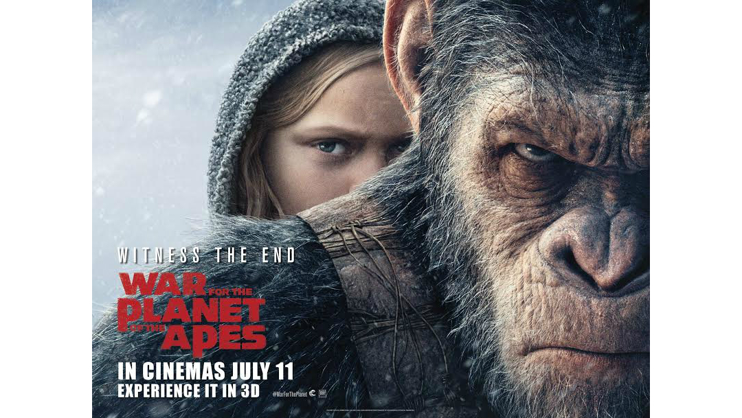 War For The Planet Of The Apes Box Office: Weekend of July 14 – 16, 2017