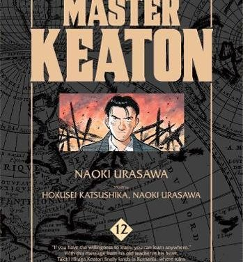 Master Keaton, Vol. 12