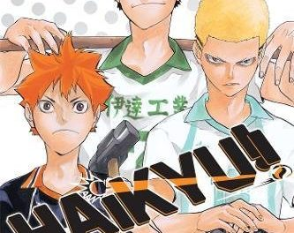 Haikyu!!, Vol. 15