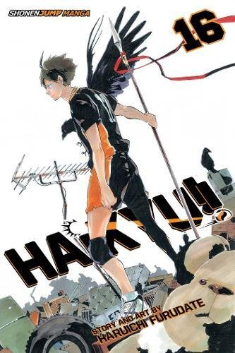 Haikyu!!, Vol. 16