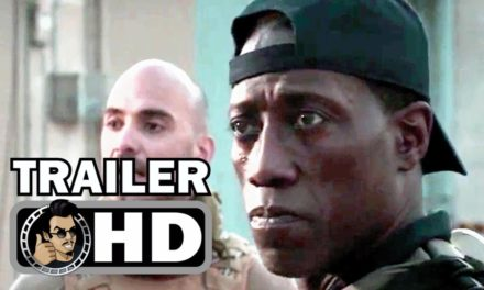 ARMED RESPONSE Official Trailer (2017)