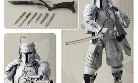 Star Wars Ronin Boba Fett Prototype Meisho Movie Realization Action Figure – SDCC 2017 Exclusive – Free Shipping