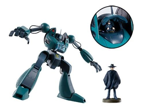 Government Type Walker Machine Combat Mecha Xabungle Die-Cast Metal Action Figure – Free Shipping