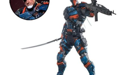 Batman: Arkham Knight Deathstroke 1:10 Scale Statue – Free Shipping