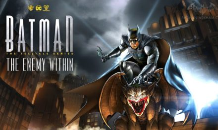 "Batman: The Telltale Series Season 2 – ""The Enemy Within"" Trailer"