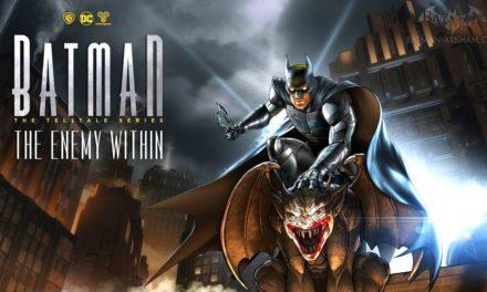 "Batman: The Telltale Series Season 2 – ""The Enemy Within"" Trailer"