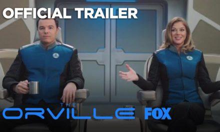The Orville Season 1 Comicon Trailer