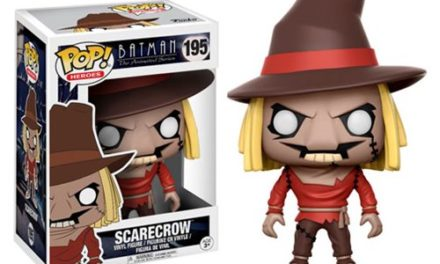 Batman: The Animated Series Scarecrow Pop! Vinyl Figure #195