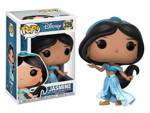 Aladdin Jasmine Pop! Vinyl Figure #326