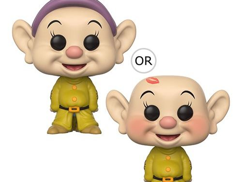 Snow White and the Seven Dwarfs Dopey Pop! Vinyl Figure #340