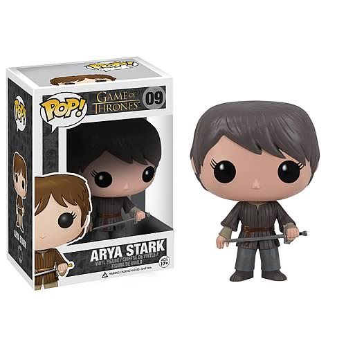 Game of Thrones Arya Stark Pop! Vinyl Figure