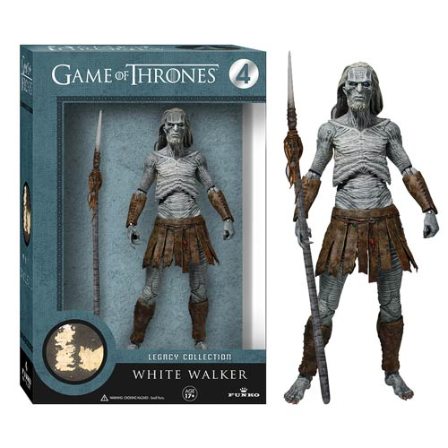 Game of Thrones White Walker Legacy Collection Action Figure