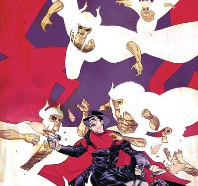 Batman The Shadow #5 (of 6)