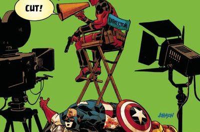 Deadpool Kills The Marvel Universe Again #4 (of 5)