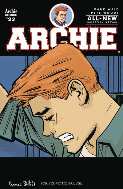 Archie #23 (Cover A – Pete Woods)