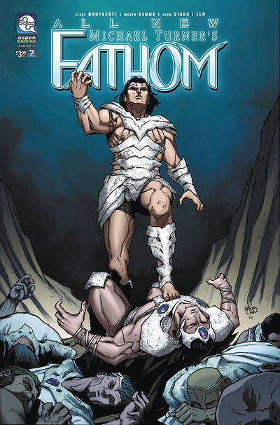 All New Fathom #7 (Cover A – Renna)