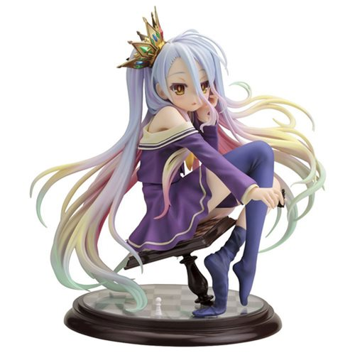 No Game No Life Shiro 1:7 Scale Statue – Free Shipping