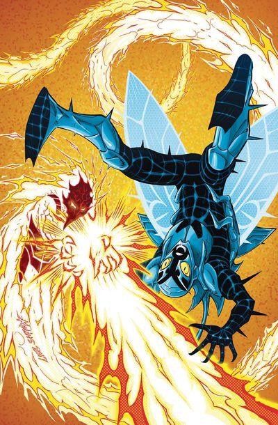 Blue Beetle #11