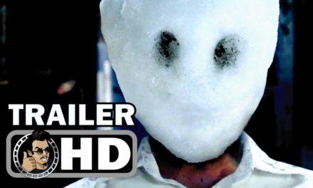 THE SNOWMAN Official Trailer (2017)