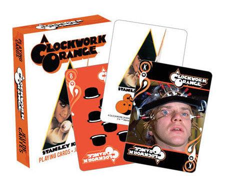 Clockwork Orange Playing Cards