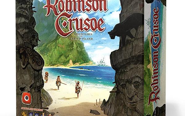 Robinson Crusoe 2e