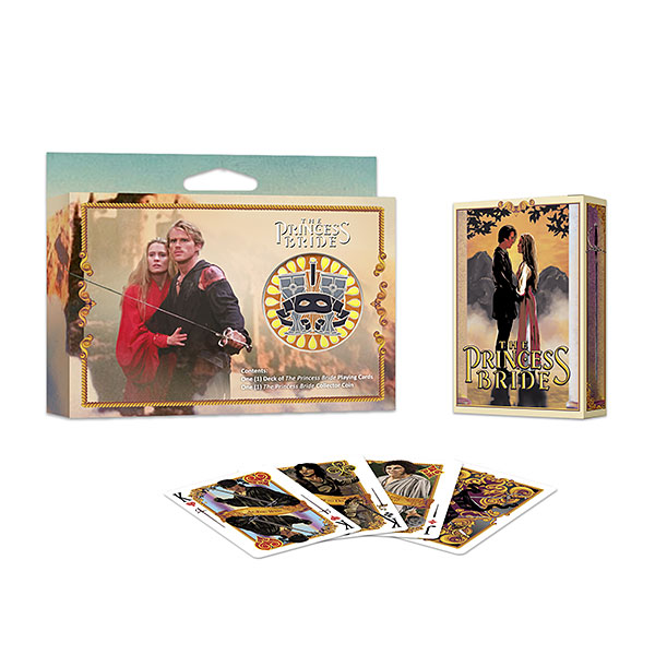 The Princess Bride Playing Cards Gift Set