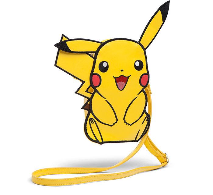 Pokémon Pikachu Faux Leather Crossbody Purse