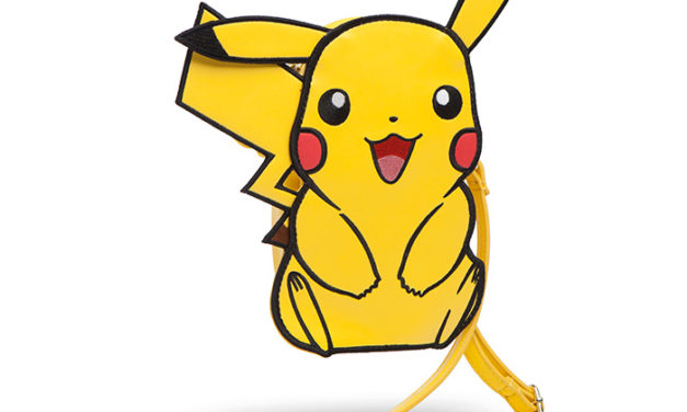 Pikachu Crossbody Purse