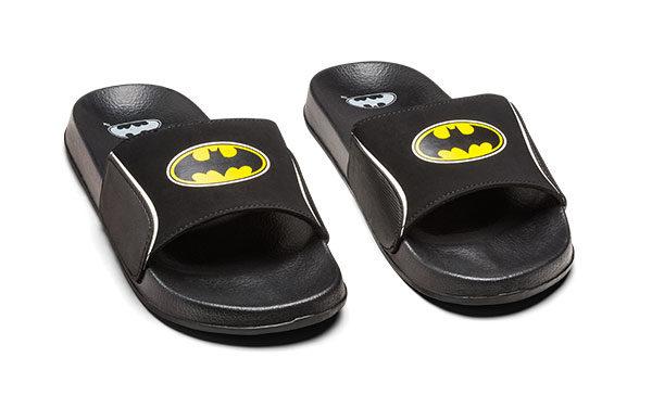 Batman Slide Sandals