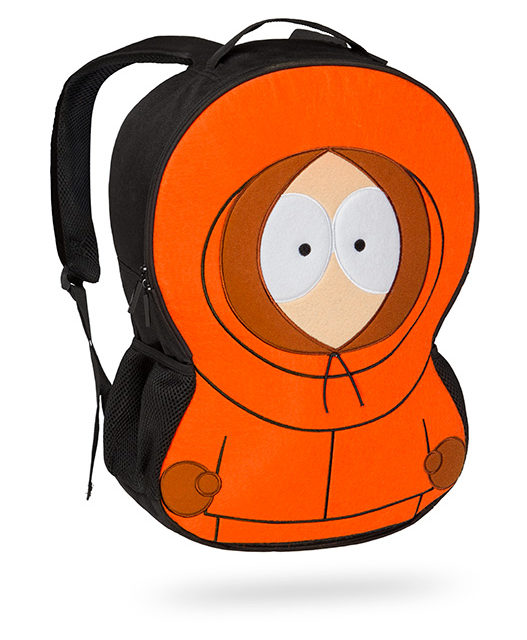The Dead Kenny South Park Backpack – Exclusive