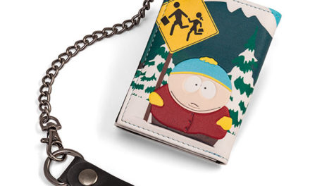 South Park Trifold Chain Wallet – Exclusive