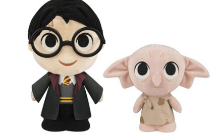 Harry Potter Chibi Plush