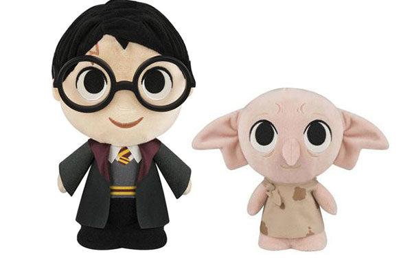 Harry Potter Chibi Plush