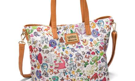 Pokémon Party Crossbody Bag