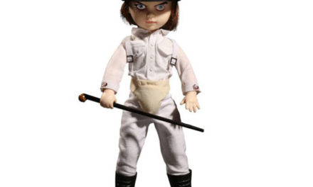 A Clockwork Orange Living Dead Doll