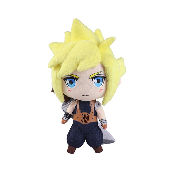 Final Fantasy VII Cloud Strife Plush