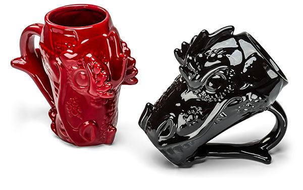 Dragon Head Mug