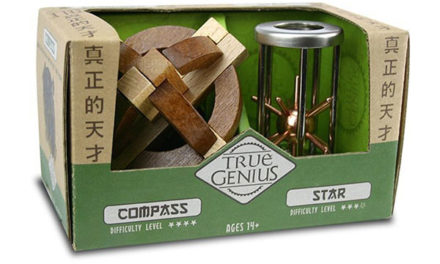 True Genius Compass & Star