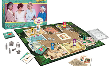 The Golden Girls Clue