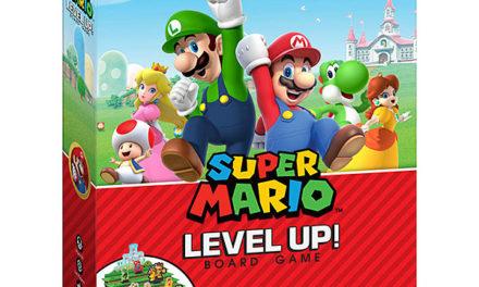 Super Mario Level Up
