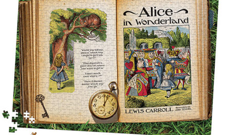 Alice in Wonderland 1000pc Puzzle – Exclusive