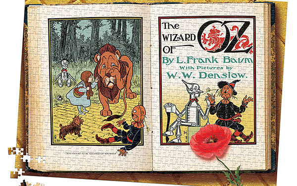 The Wizard of Oz 1000pc Puzzle – Exclusive