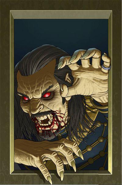 Anno Dracula #5 (of 5) (Cover A – Mccaffrey)