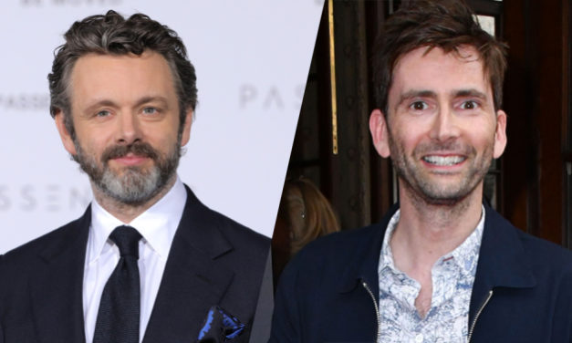 Michael Sheen, David Tennant to Star in Neil Gaiman's 'Good Omens' at Amazon