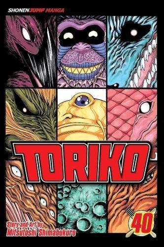 Toriko, Vol. 40